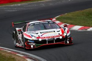 #22 WTM Powered by Phoenix Ferrari 488 GT3: Georg Weiss, Leonard Weiss, Jochen Krumbach, Daniel Keilwitz