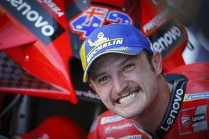 Race winner Jack Miller, Ducati Team