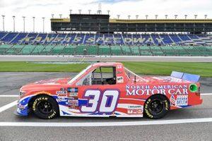 Danny Bohn, On Point Motorsports, Toyota Tundra North American Motor Car