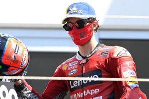 2. Francesco Bagnaia, Ducati Team
