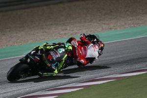 Jorge Martin, Pramac Racing, Valentino Rossi, Petronas Yamaha SRT