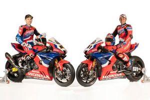 Leon Haslam, Team HRC, Alvaro Bautista, Team HRC