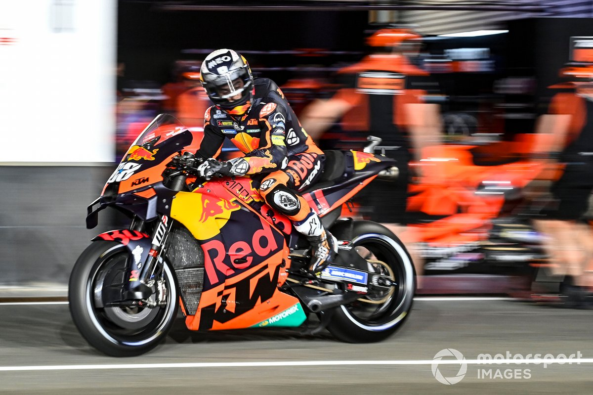 Miguel Oliveira, Red Bull KTM Factory Racing, Qatar