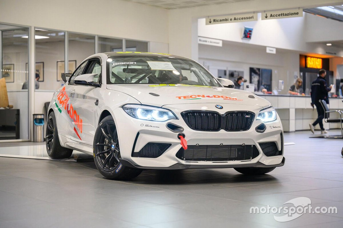 BMW M2 CS Racing Cup, Tecnodom Sport