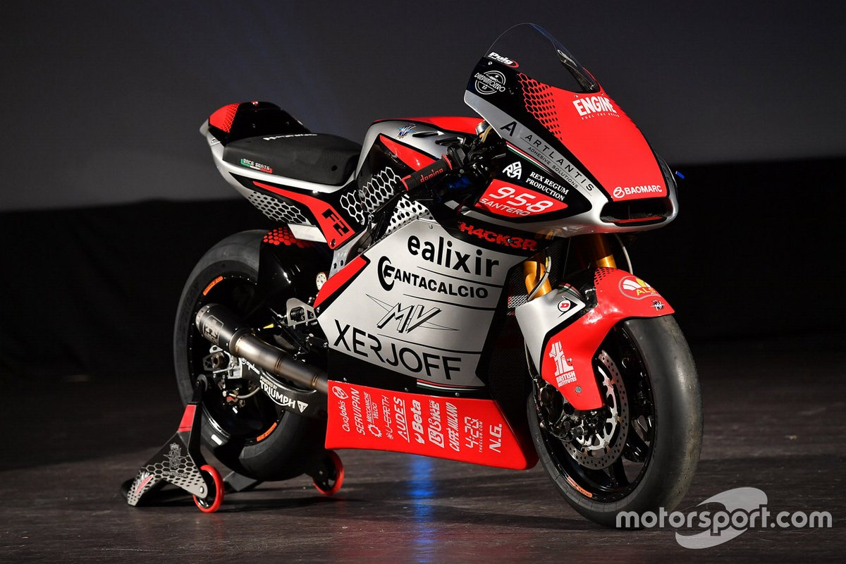 MV Agusta Forward Racing F2