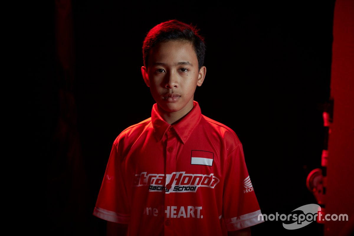 Herlian Dandi, Astra Honda Racing Team