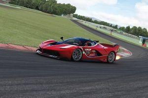 Ferrari eSport Series, Ferrari FXX K