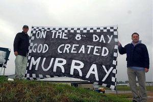 Murray Walker fans