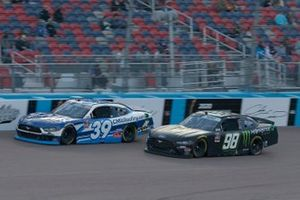 Ryan Sieg, RSS Racing, Ford Mustang CMR Construction and Roofing, Riley Herbst, Stewart-Haas Racing, Ford Mustang Monster Energy