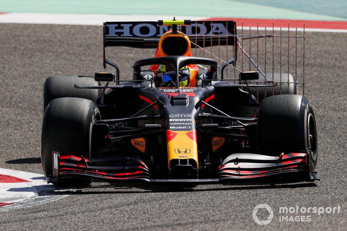Sergio Pérez, Red Bull Racing RB16B