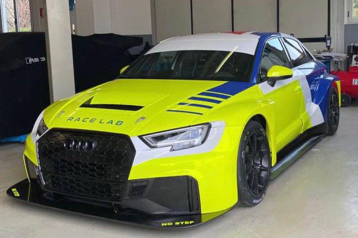 Matteo Poloni, Race Lab, Audi RS 3 LMS TCR