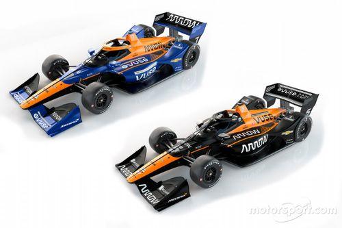 Arrow McLaren SP launch