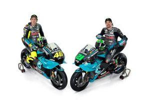 Valentino Rossi, Petronas Yamaha SRT, Franco Morbidelli, Petronas Yamaha SRT