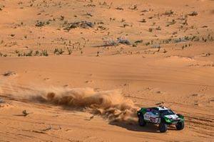 #316 SRT Racing Century: Yasir Seaidan, Alexey KuzmichI