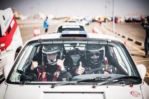 #202 Al Rally Porsche: Amy Lerner, Sara Carmen Bossaert