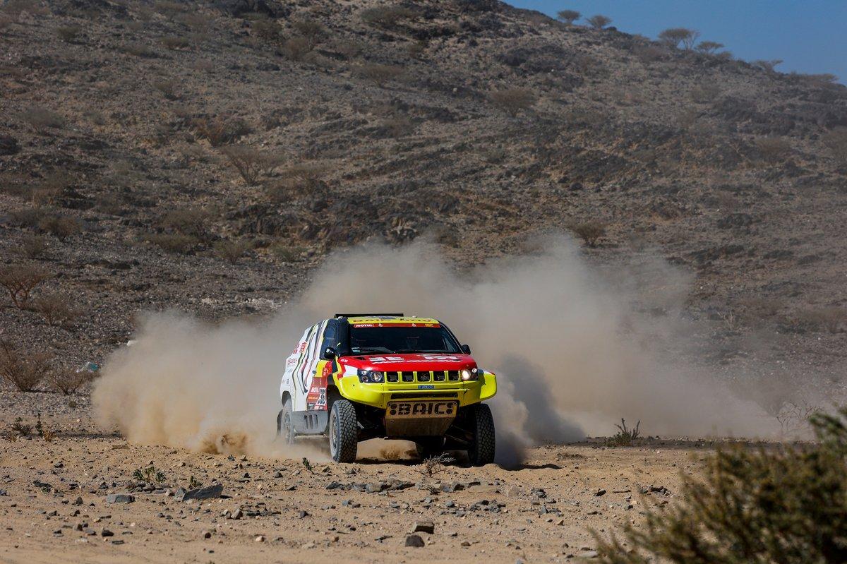 #363 FN Speed - Automotor 4x4 Toyota: Borja Rodriguez, Ruben Rodriguez