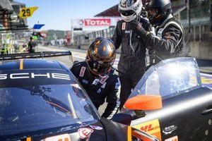 #86 GR Racing Porsche 911 RSR - 19: Michael Wainwright, Benjamin Barker
