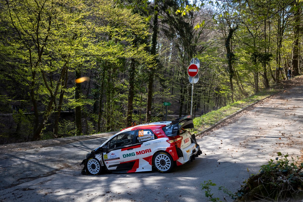 "Kalle Rovanper"", Jonne Halttunen, Toyota Gazoo Racing WRT Toyota Yaris WRC"