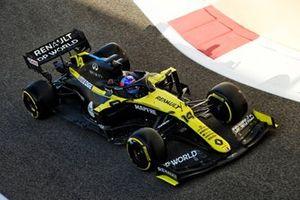Фернандо Алонсо, Renault F1 Team R.S.20