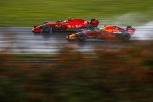 Charles Leclerc, Ferrari SF1000, Max Verstappen, Red Bull Racing RB16