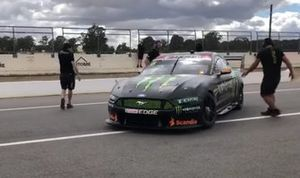 Cameron Waters, Tickford Racing Ford Mustang