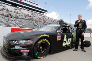 Riley Herbst, Stewart-Haas Racing, Ford Mustang Monster Energy