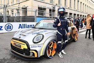 Safety Car driver Bruno Correia