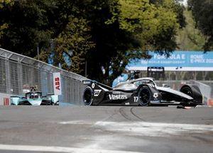 Nyck de Vries, Mercedes-Benz EQ, EQ Silver Arrow 02, Sam Bird, Jaguar Racing, Jaguar I-Type 5