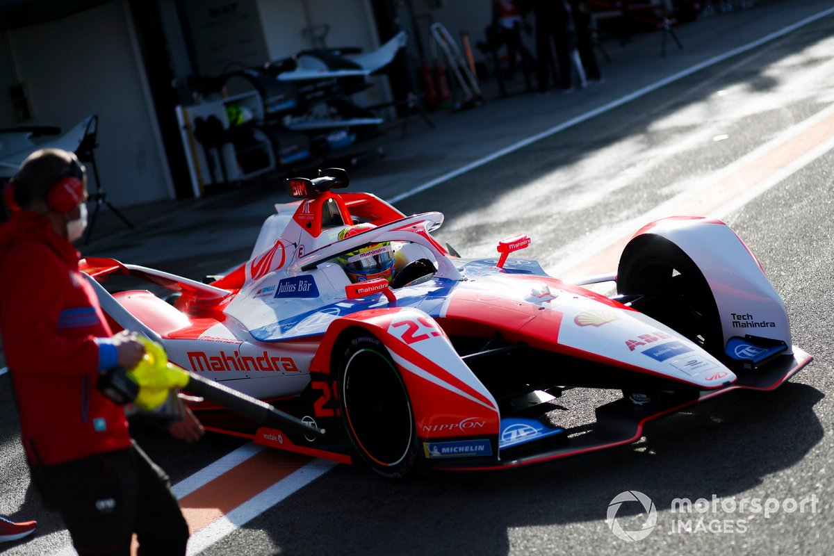 Alexander Sims, Mahindra Racing, M7 Electro