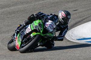 Lucas Mahias, Kawasaki Pedercini Team