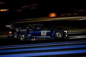 #108 CMR Bentley Continental GT3: Stéphane Tribaudini, Philippe Chatelet, Nicolas Misslin