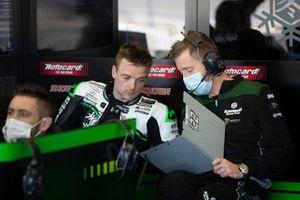 Alex Lowes, Kawasaki Racing Team, Marcel Dunker