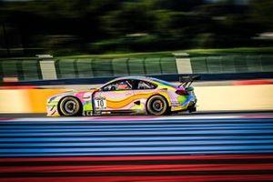 #10 Boutsen Ginion BMW M6 GT3: Karim Ojjeh, Gilles Vannelet, Jens Klingmann