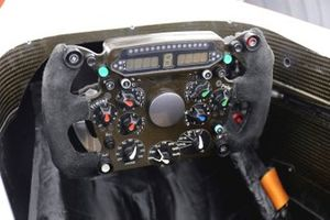 BMW Sauber F1.09 cockpit