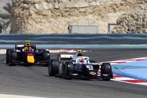 Ralph Boschung, Campos Racing and Jehan Daruvala, Carlin