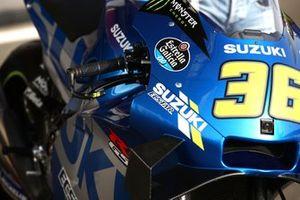Joan Mir, Team Suzuki MotoGP's Suzuki