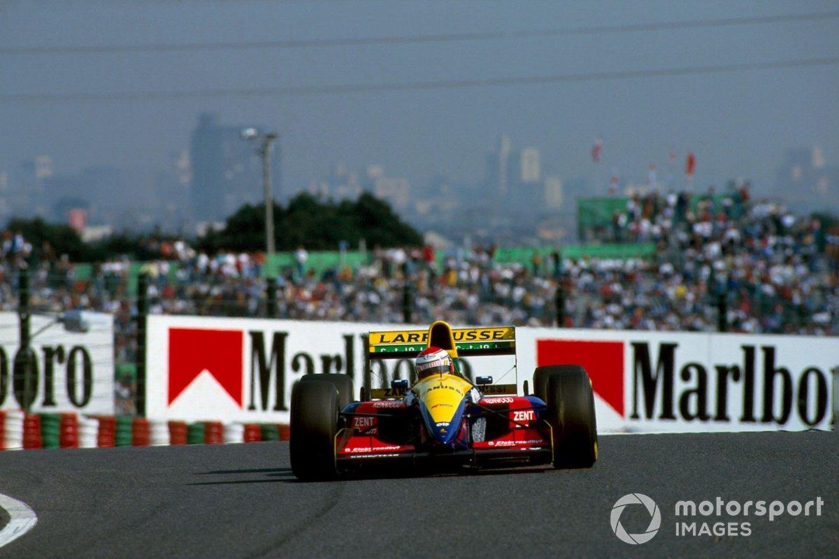 鈴木利男(1993年日本GP)