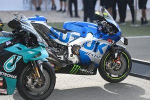 Suzuki GSX-RR und Yamaha YZR-M1