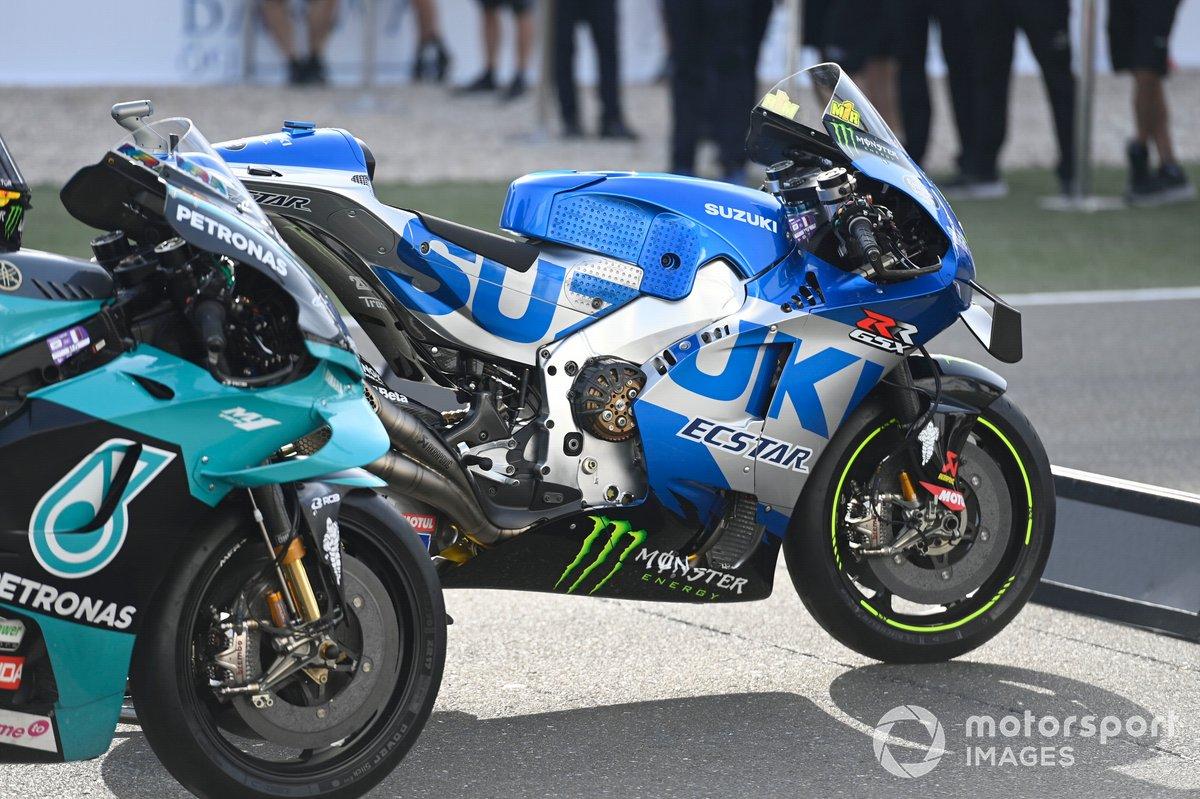 Moto de Joan Mir, Team Suzuki MotoGP