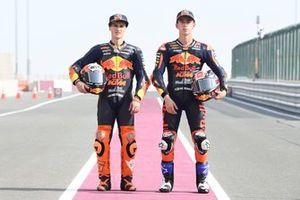 Jaume Masia, Red Bull KTM Ajo, Pedro Acosta, Red Bull KTM Ajo