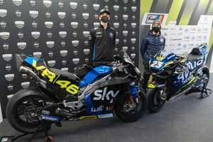 Luca Marini and Enea Bastianini, Esponsorama Racing