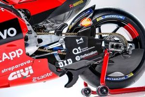 Ducati Desmosedici GP21 detail