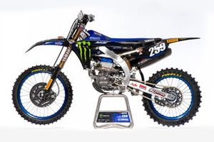 Motor Glenn Coldenhoff, Monster Energy Yamaha Factory Racing