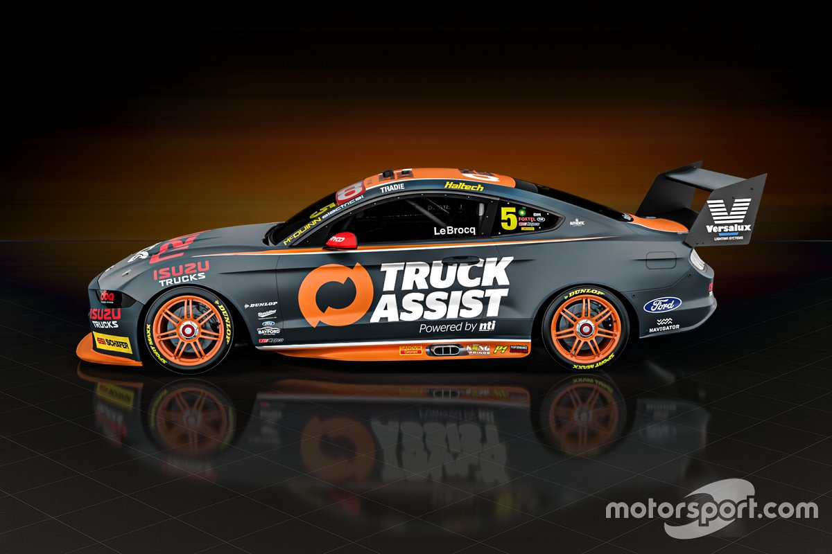 Jack Le Brocq, Tickford Racing Ford Mustang