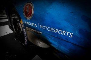 Winners #10 Wayne Taylor Racing Acura ARX-05 Acura DPi: Ricky Taylor, Filipe Albuquerque, Alexander Rossi, Helio Castroneves