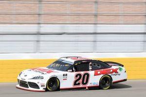 Harrison Burton, Joe Gibbs Racing, Toyota Supra DEX Imaging
