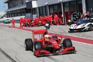 Olivier Beretta, Ferrari