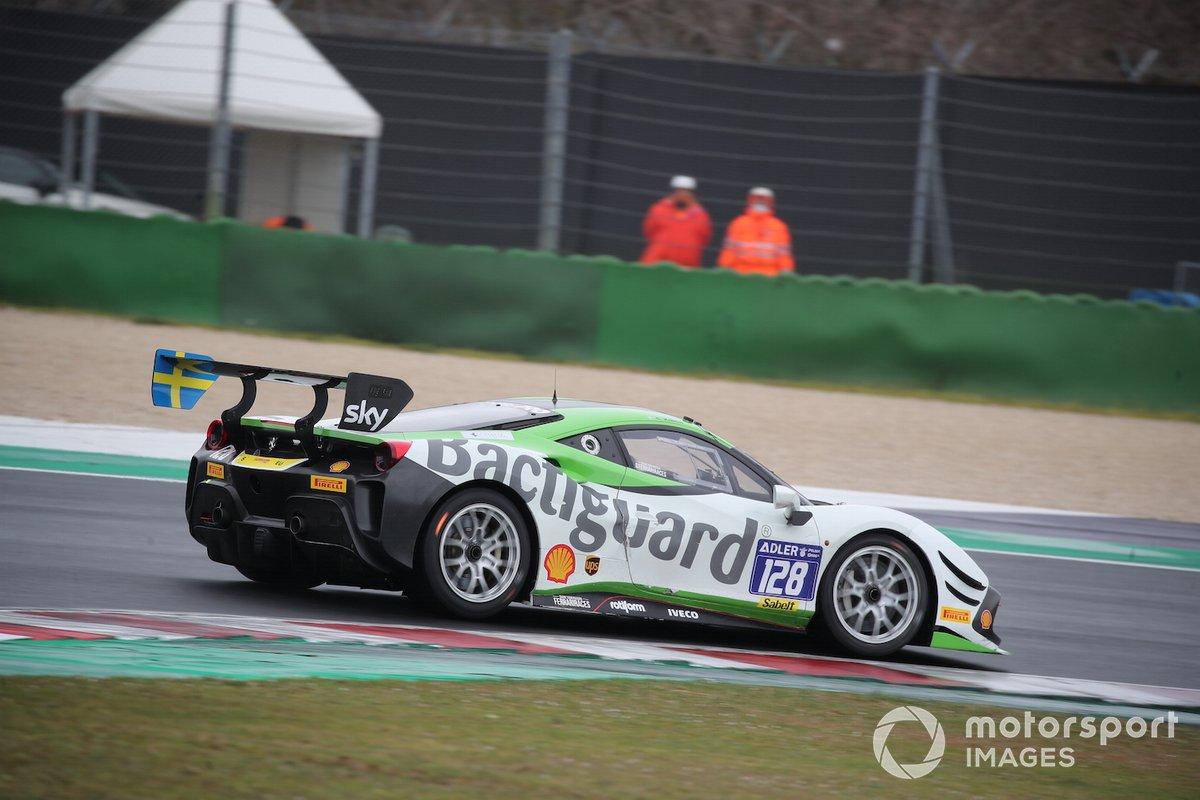 Christian Kinch, Formula Racing