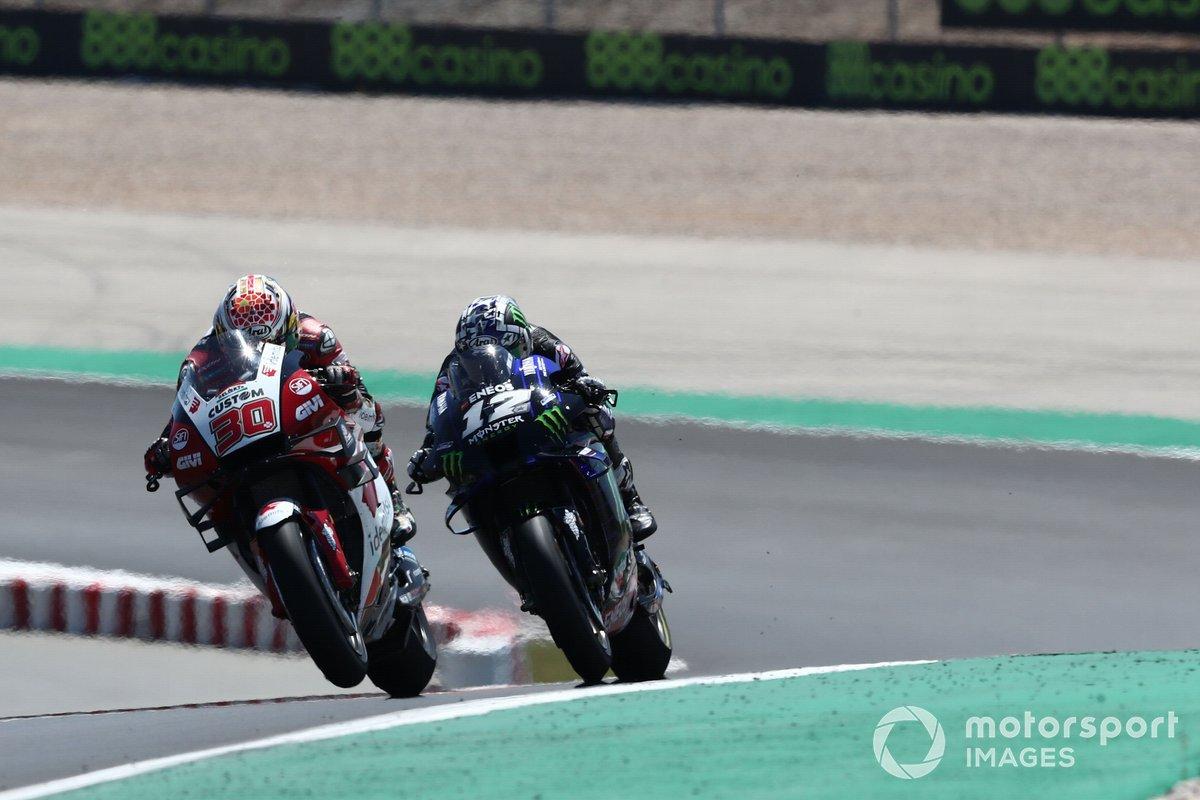 Takaaki Nakagami, Team LCR Honda, Maverick Viñales, Yamaha Factory Racing