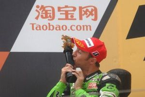 Olivier Jacque, Kawasaki Racing